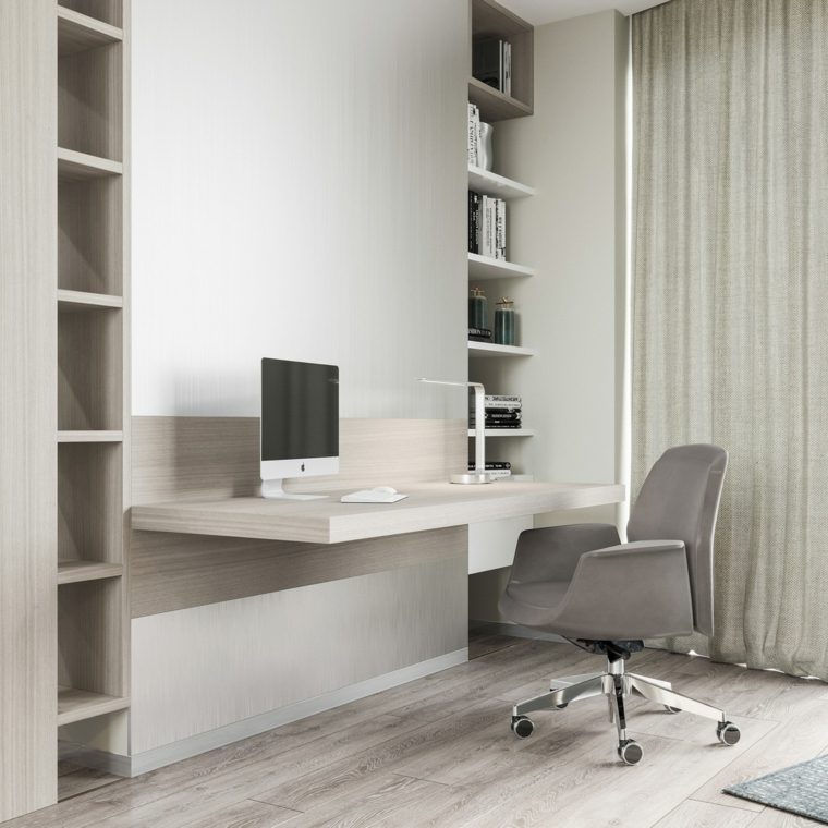 small-style-simple office design