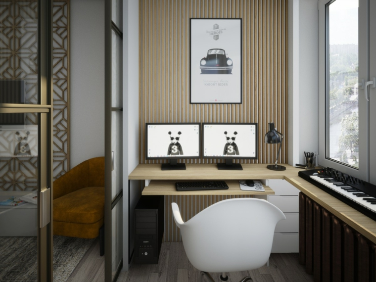 small office design-music
