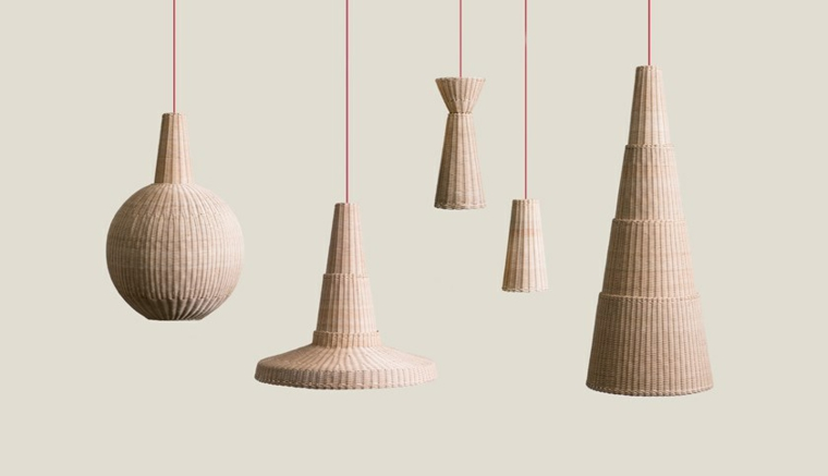 wicker lamps ideas-design-Maurizio-Bernabei