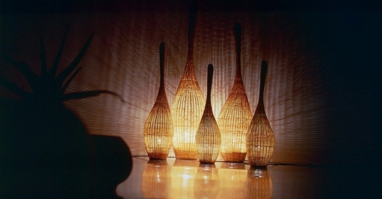 lamparas-de-wicker-ideas-estilo-iluminacion