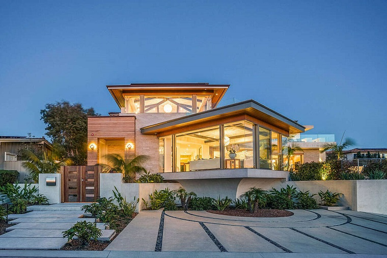 Modern houses interior and exterior 2019 - RateMyHome.net ...