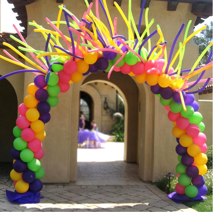 facade balloons