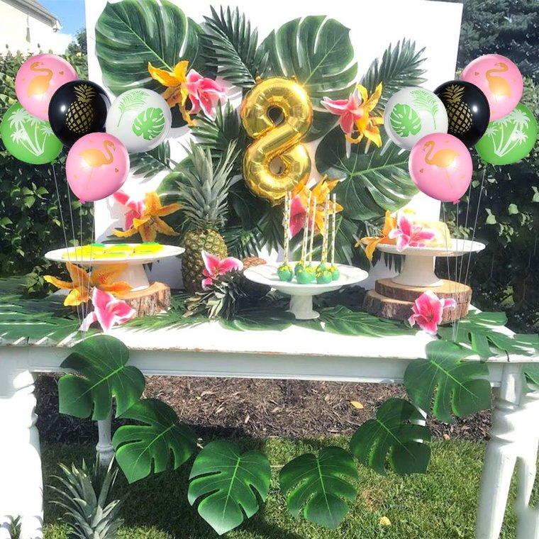 palms balloons