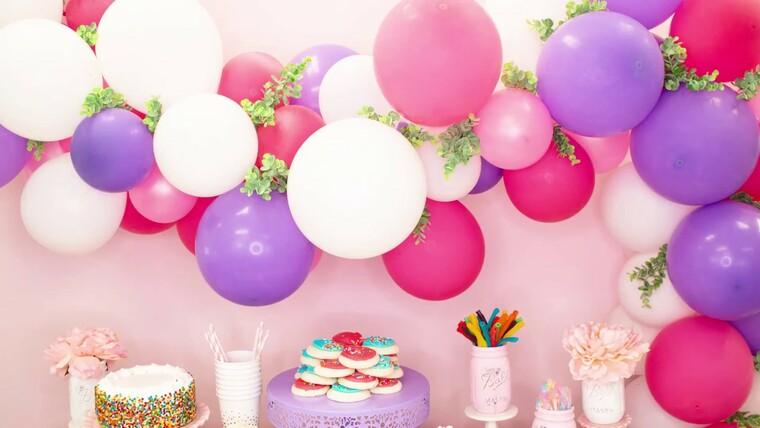 subtle balloons