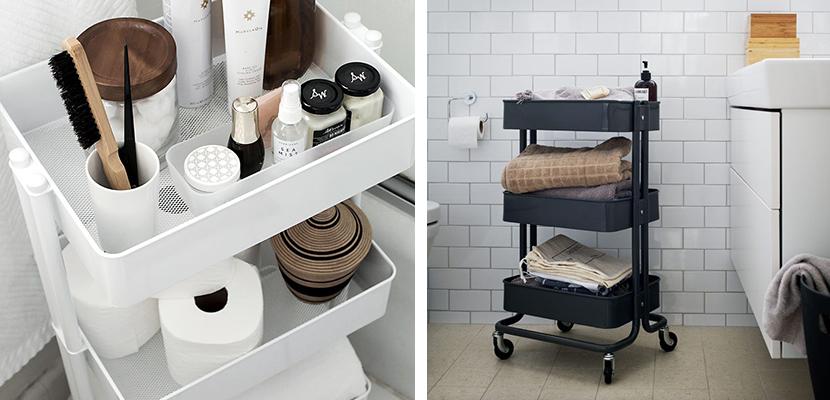 Bathroom trolley