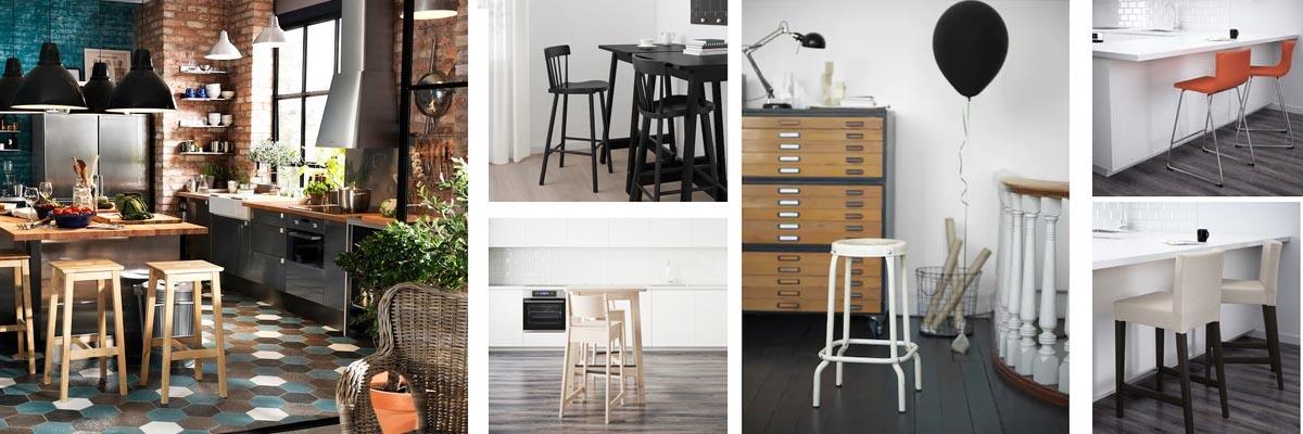 Ikea high stools