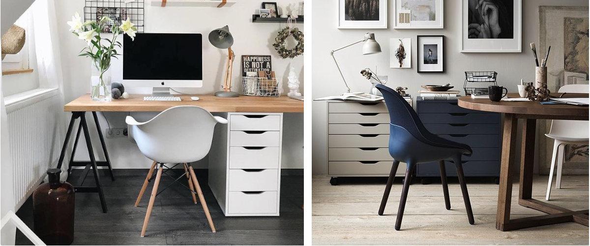 Alex drawers by Ikea