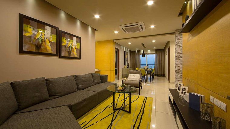 mustard interior decoration
