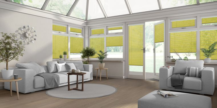 interior decoration blinds