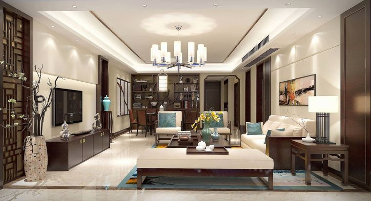 decorating styles asia