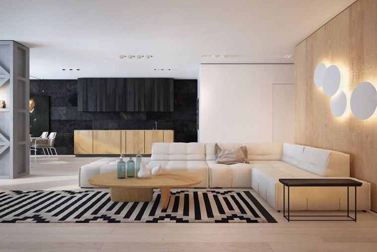contemporary decorating styles