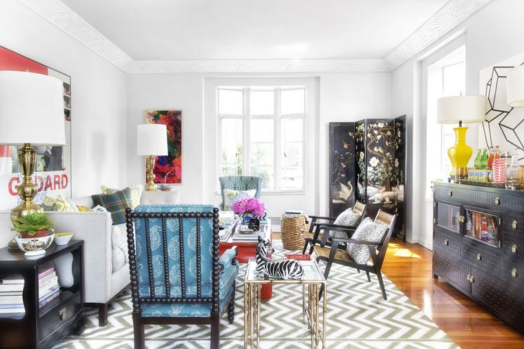 eclectic decoration styles
