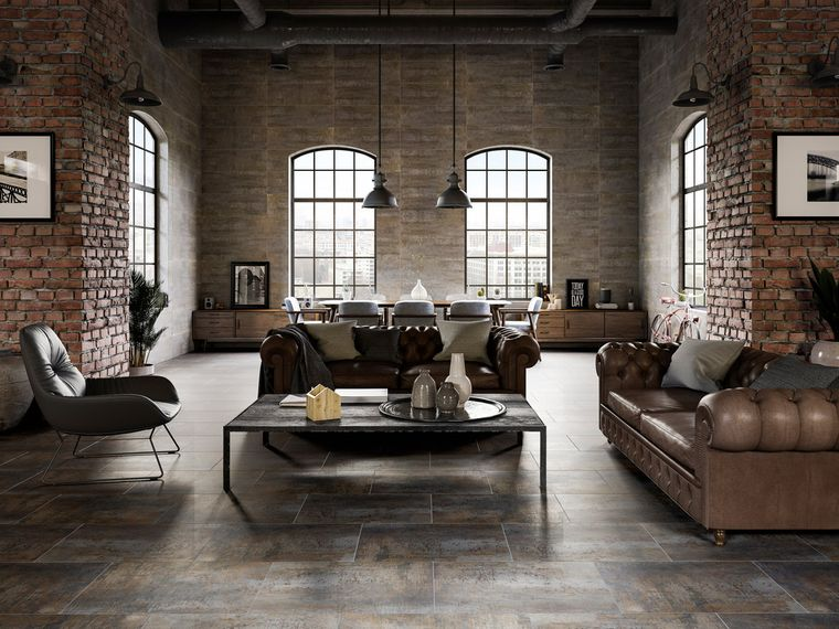 industrial decoration styles