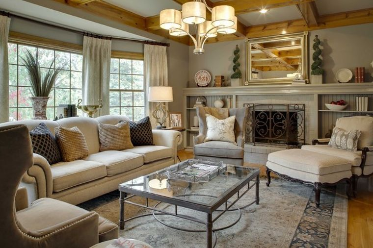 traditional decorating styles