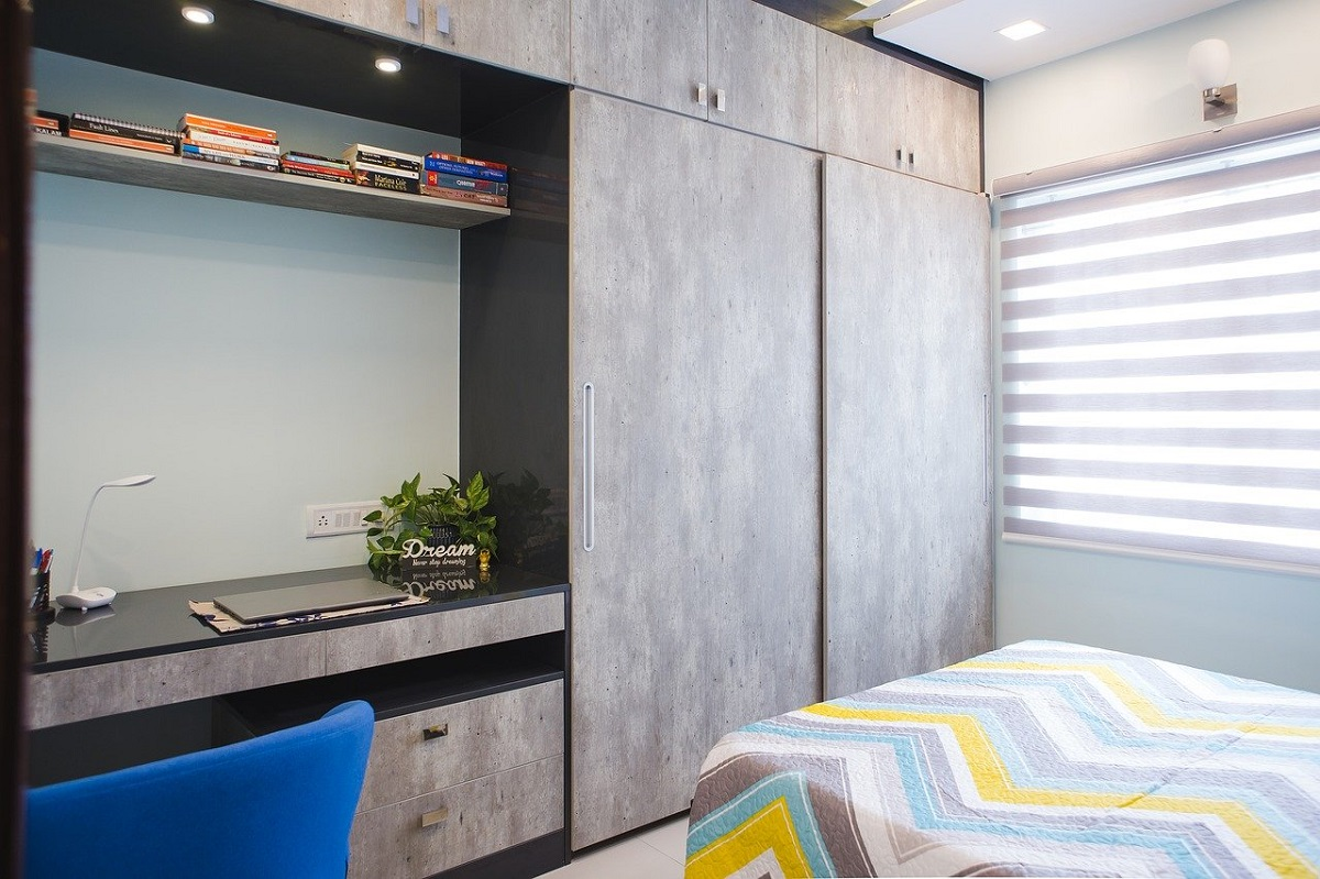 organize cabinets