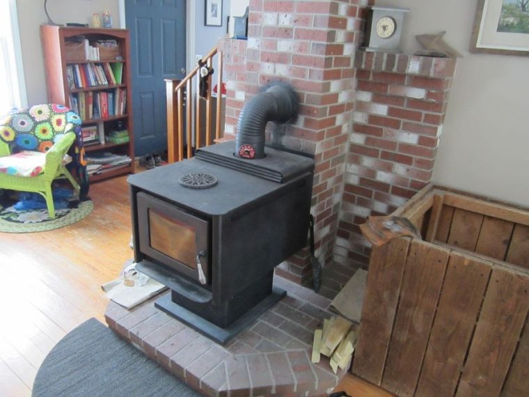 ecological wood stoves