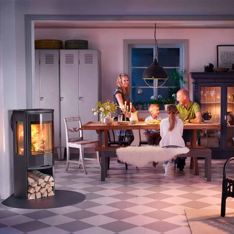 family wood stoves