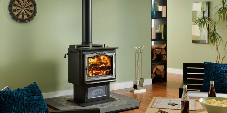 wood stoves installation
