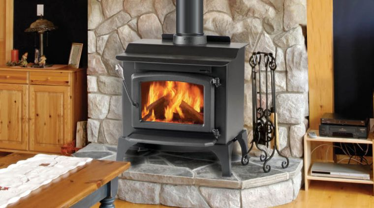 striking wood stoves