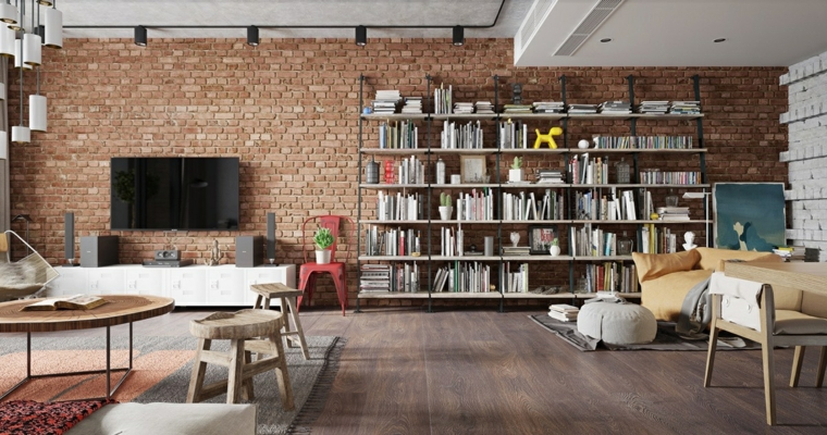 brick-wall-interior-decoration-ideas