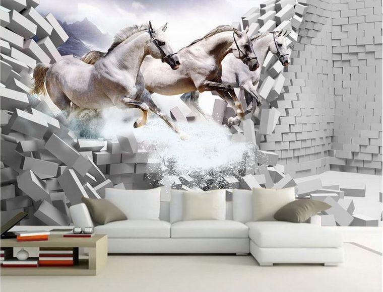 wallpaper horses