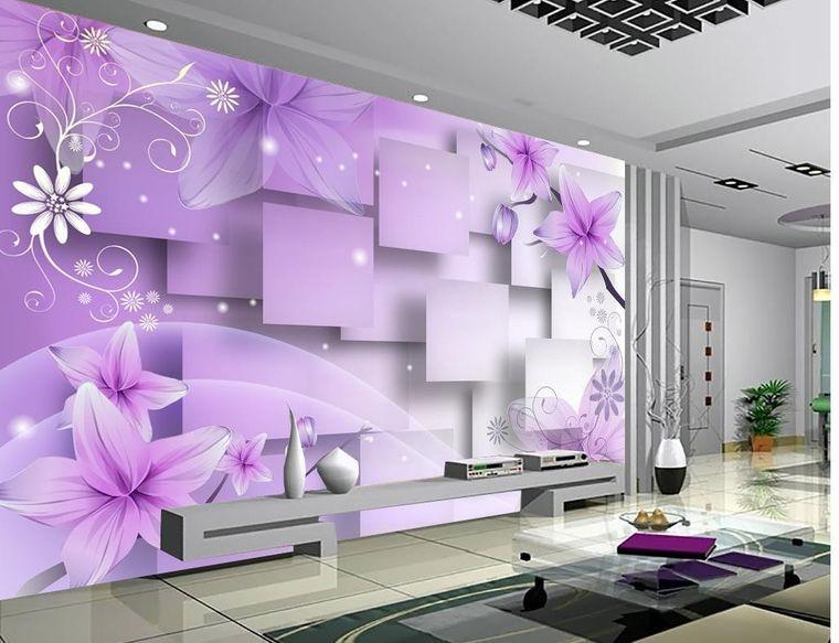 wallpaper flore cubes