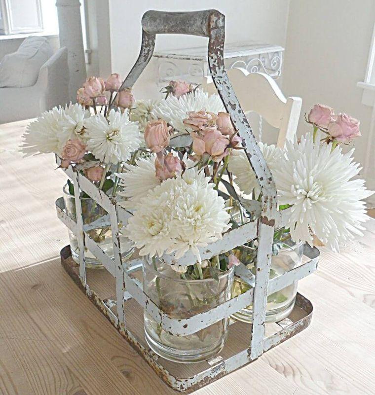 old spring decoration