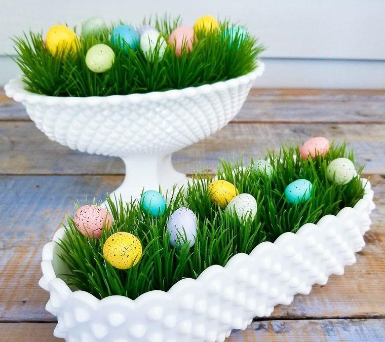delicate spring decoration