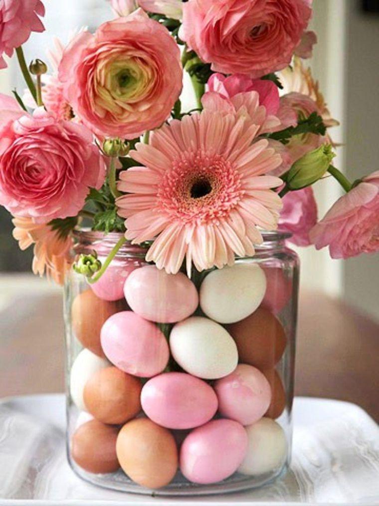 spring decoration eggs