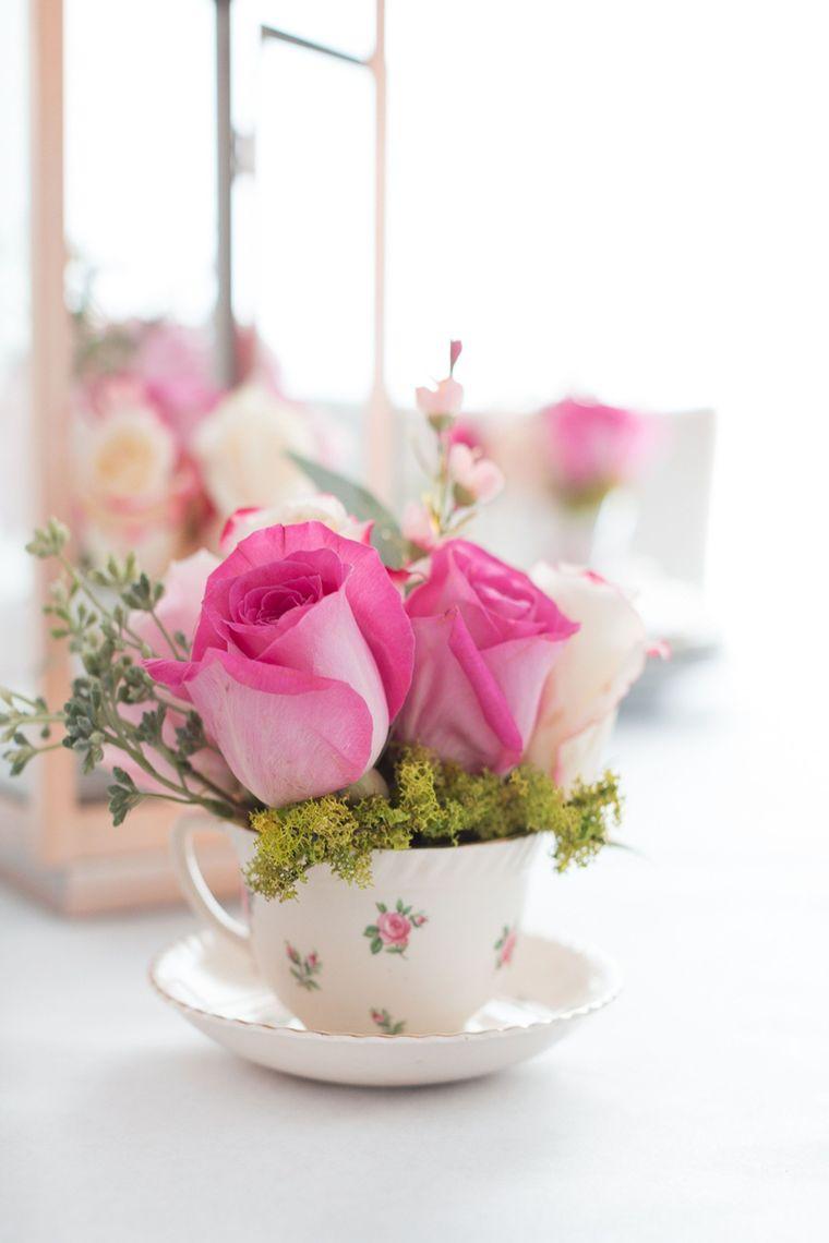 decoration spring cup tea
