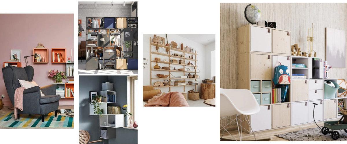 Modular shelf