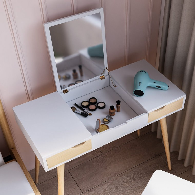dresser with drawers design