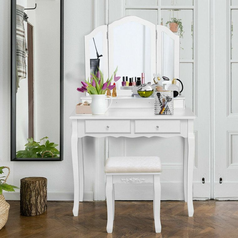 dresser with drawers style