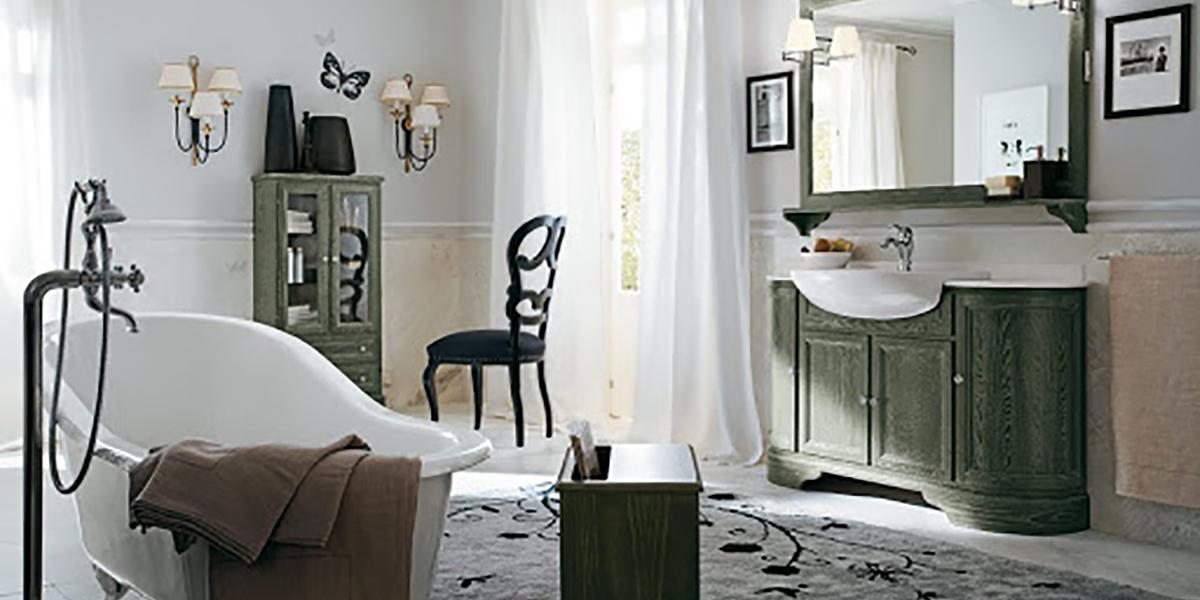 Charming bathtub