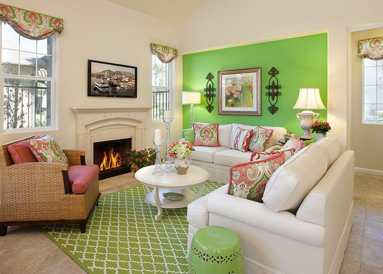 green color ideas