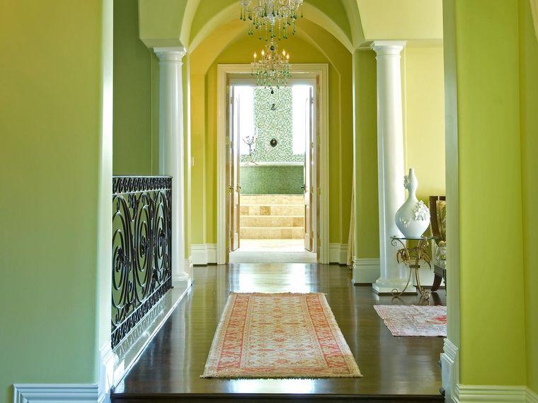 interior green color