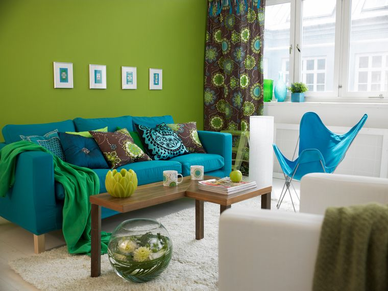 room green color