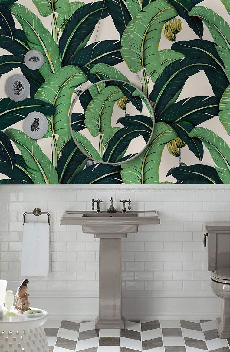 interior decoration bathroom