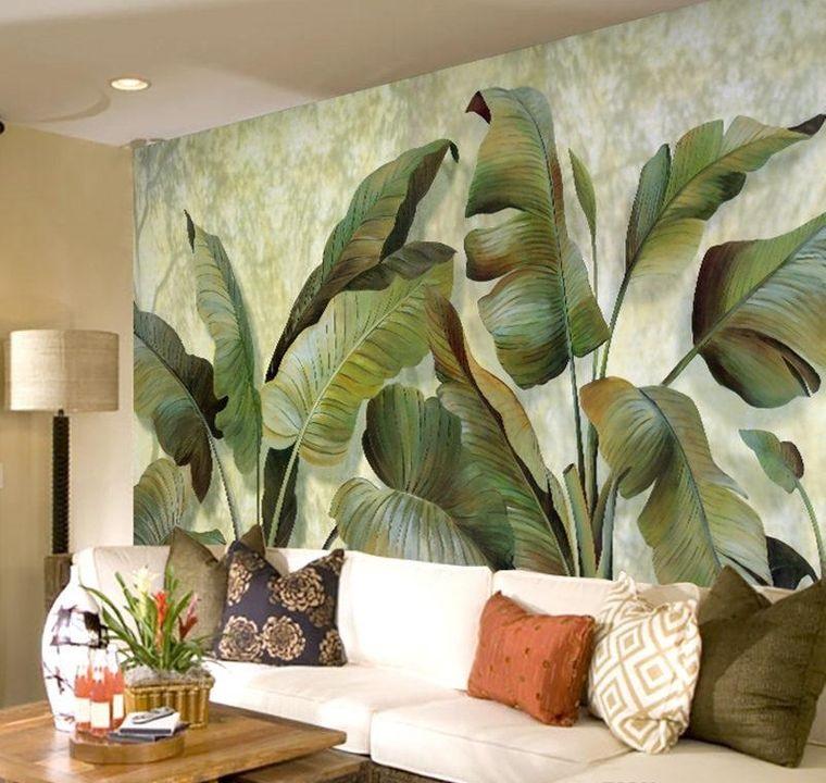 botanical interior decoration