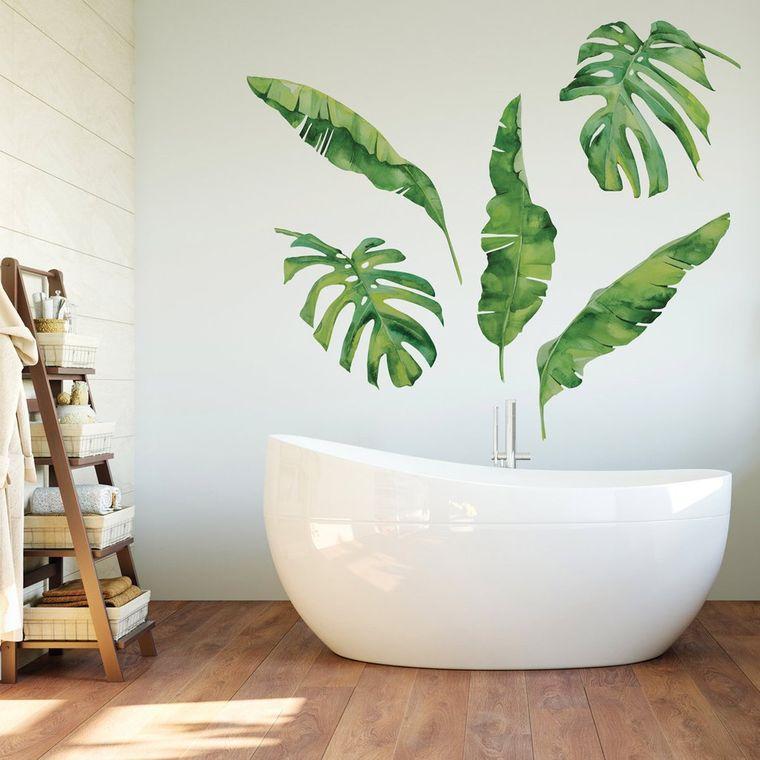 interior decoration sheets bathroom