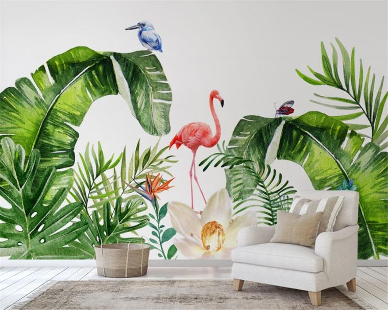 eye-catching interior decoration