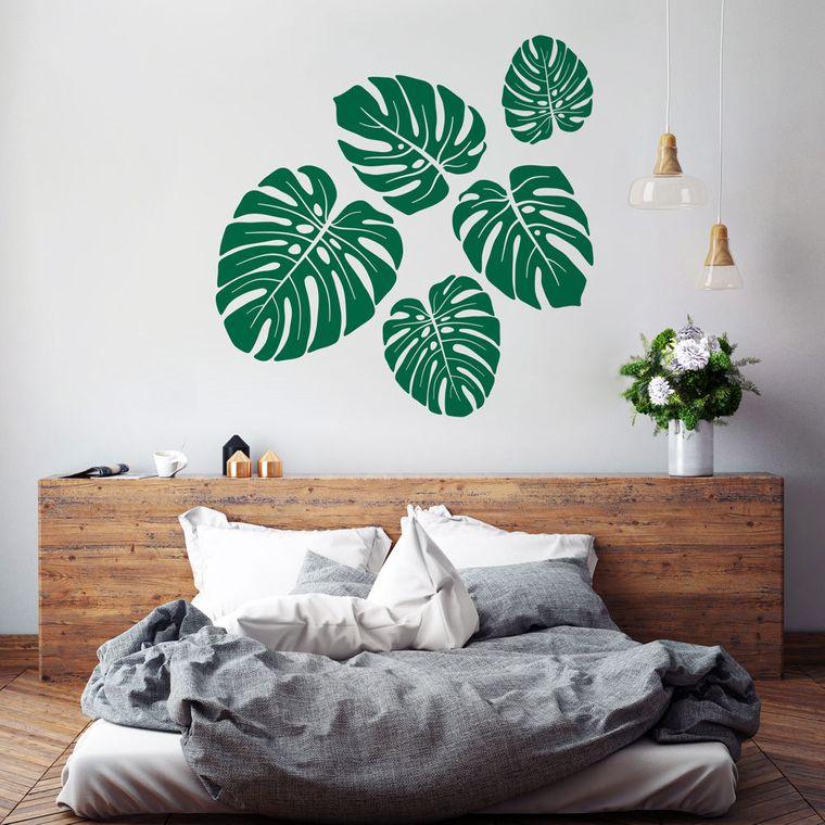 bedroom wall interior decoration