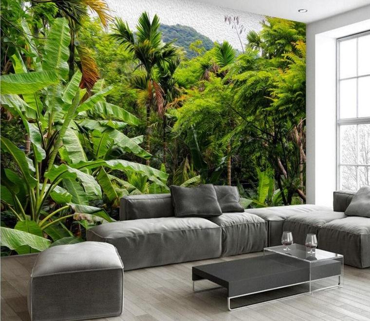interior decoration vegetation