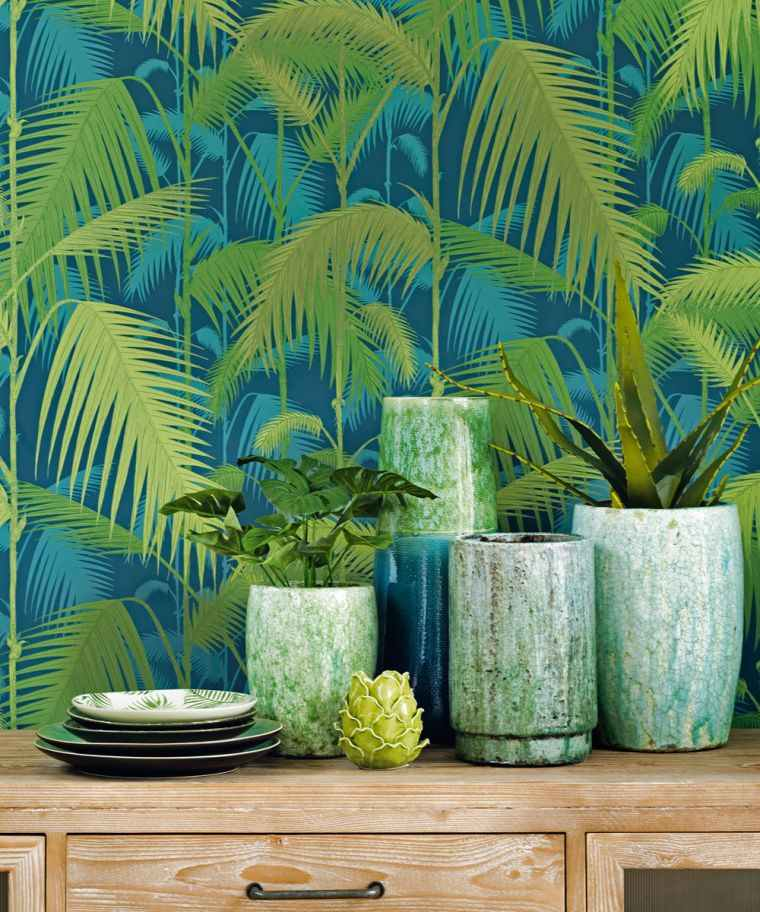 green-leaves-tropical-design