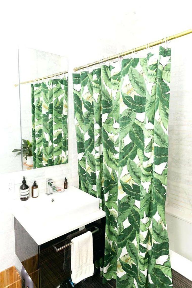 green-leaves-tropical-bathroom-sink