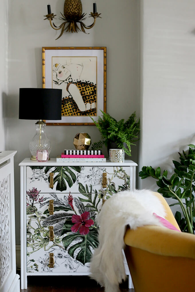green leaves-tropical-furniture