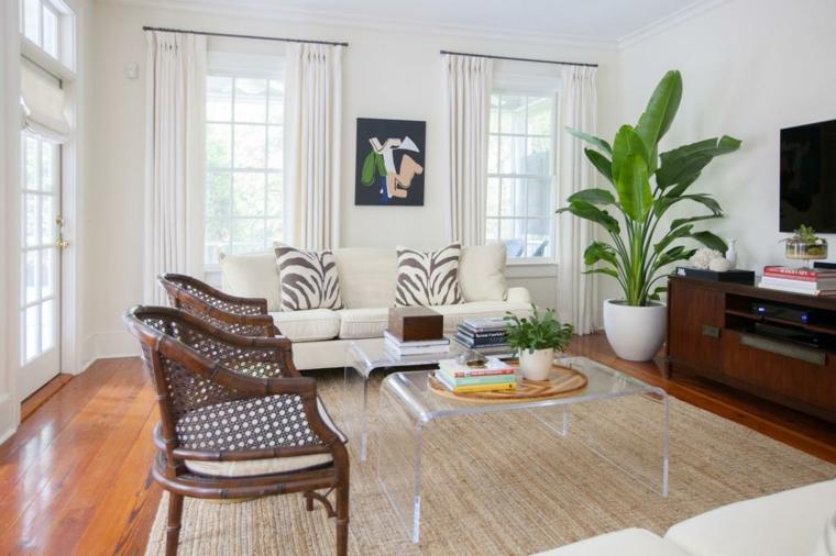 green-leaves-tropical-living-room