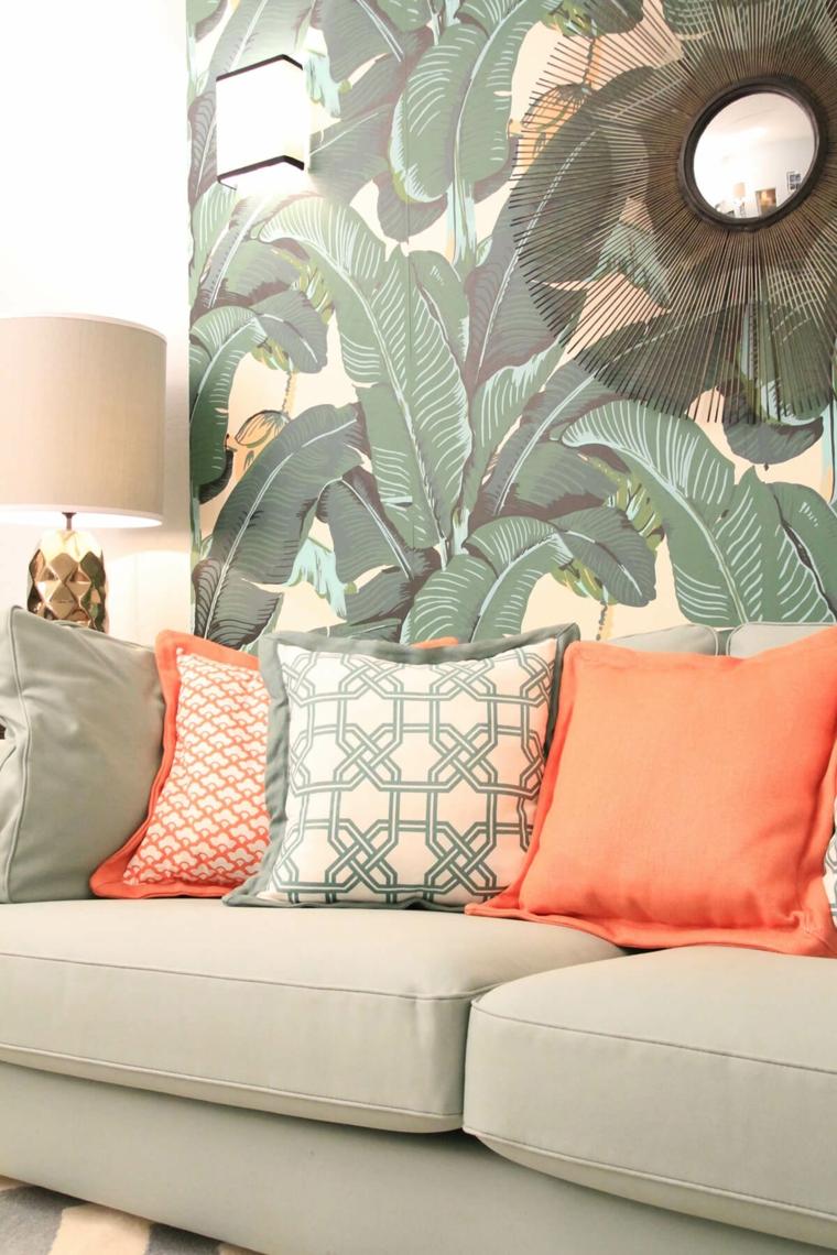 sofa-style-design-wall-living room