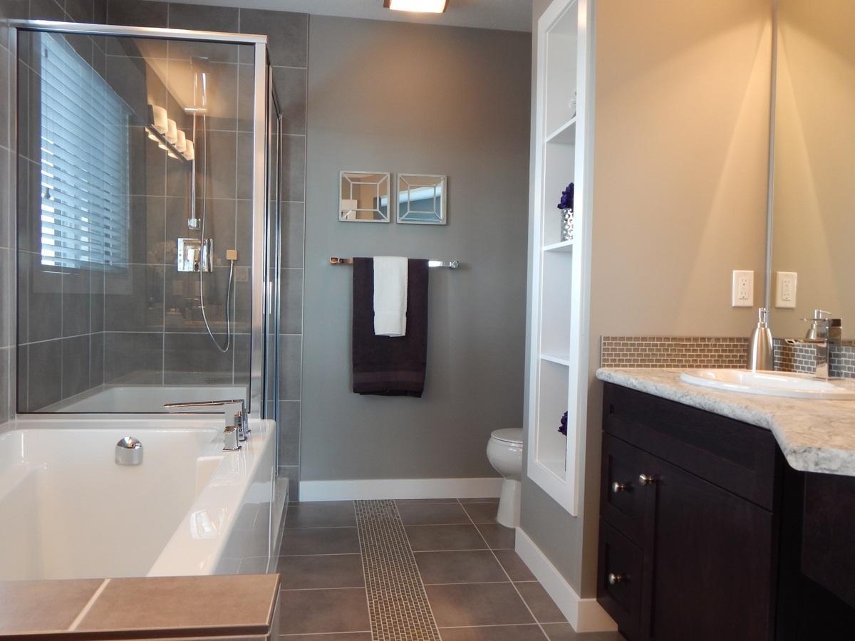 Tipos de decoración en baños