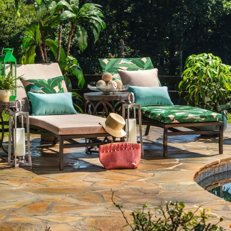 sun loungers-style-fashion-design